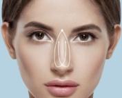 nici liftingujące Aptos korekta nosa